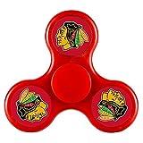 99 JIAYOU Custom Fidget Spinner Chicago-Blackhawks Tri-Spinner High Speed Spin