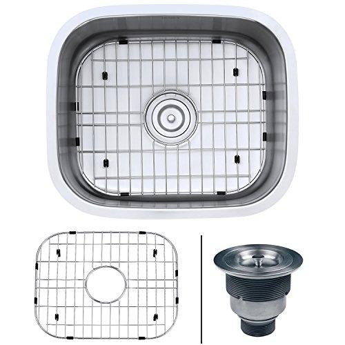 Single Bowl Undermount Stainless Steel Sink - 7