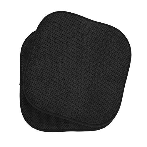 Ellington Home Non Slip Memory Foam Cushion Chair Pads - 17