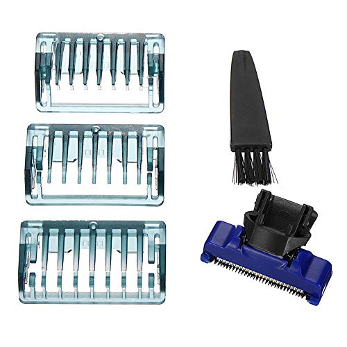 1 Set Shaver Razor Replacement Head for Microtouch SOLO Manual Personal Trimmer -