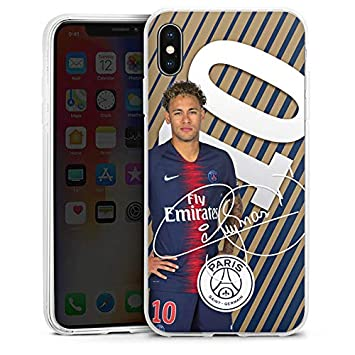 coque silicone iphone xs max psg