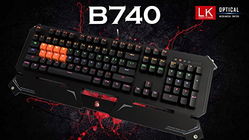 51njYLxTJgL - Bloody-LED-B740-Mechanical-Keyboard-with-Neon-Colors-Black-Light-Strike-Switches-Water-Resistance-Gaming-Keyboard
