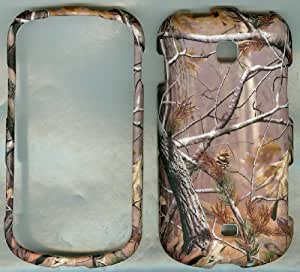 NEW REAL TREE CAMO HUNTER FACEPLATE PROTECTOR HARD RUBBERIZED SAMSUNG GALAXY STELLAR I200 PHONE CASE COVER SNAP ON