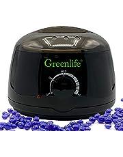 GreenLife® Hair Removal Wax Warmer(Wax Warmer Only, Black)
