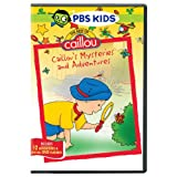 Best of Caillou: Caillous Mysteries & Adventures