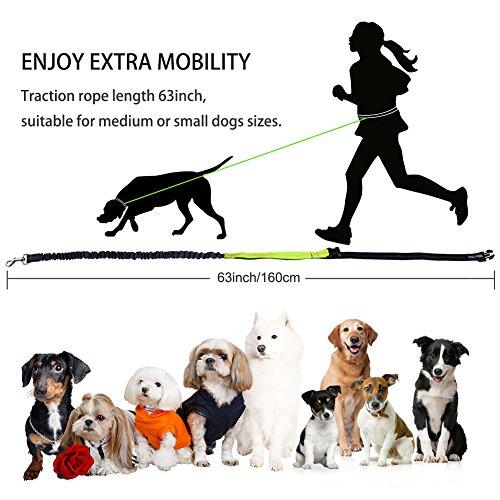 Black Flexible Handle Pet Stroller - 7