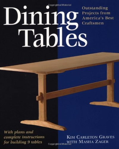 Dining Tables Outstanding Projects From Americas Best Craftsmen Furniture Projects
