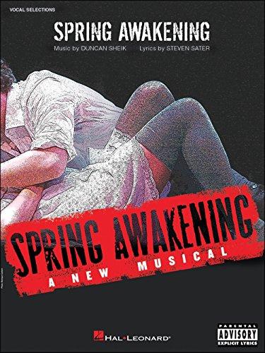 (Hal Leonard Spring Awakening - A New Musical arranged for piano, vocal, and guitar (P/V/G))