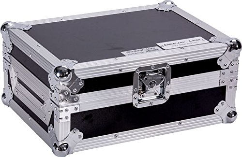 Universal Tbh Flight Case Engineered To Hold Pioneer Xdj1000 Dj Multi-player Complete With Removable Cover And Front Door For Ease Of Use Top Side Cable Routing Compartment  DEEJAYLED TBHXDJ1000