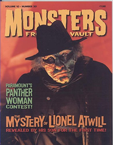 Monsters From the Vault Magazine #20 Sommer 2005