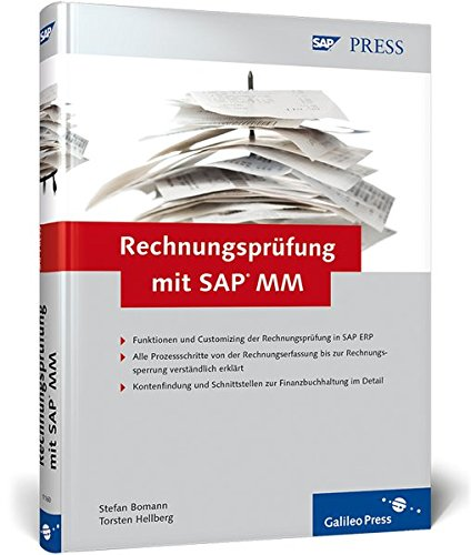 Rechnungsprüfung mit SAP MM (SAP PRESS)