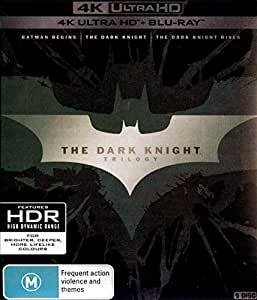 The Dark Knight Trilogy (4K Ultra HD)