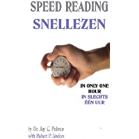 Speed reading/Snellezen - English/Dutch-Nederlands (Frisian Edition)
