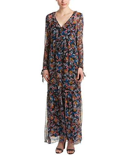 ella-moss-womens-floral-silk-maxi-dress-m-black