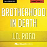 Brotherhood in Death: In Death Series by J. D. Robb: Unofficial & Independent Summary & Analysis | Leopard Books