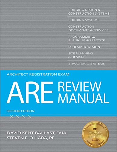 [BOOK] ARE Review Manual, 2nd Ed<br />P.P.T