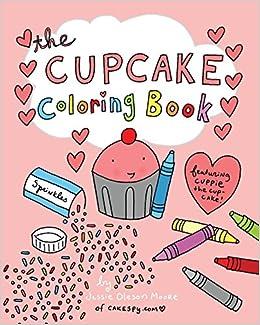 Amazon.com: The Cupcake Coloring Book (9781389774447): Jessie Oleson ...