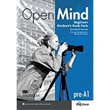 Openmind Beginner Student's Book - Caixa: Beginner - Student's Book Pack