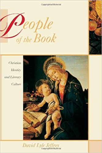 People of the Book: Christian Identity and Literary Culture by Mr. David Lyle Jeffrey (1996-07-01)