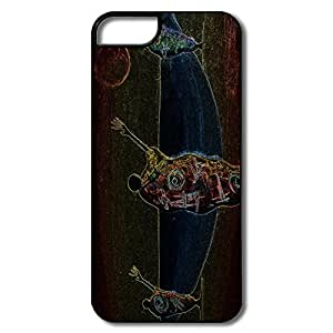 Custom Cool Plastic And Aluminum Non-slip Artistic Iphone 5s Cases by Maris's Diary