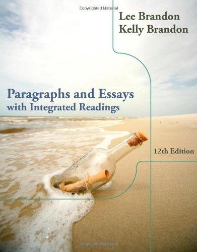 Paragraphs+Essays W/Integ.Readings
