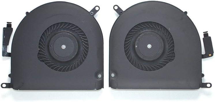 OLVINS Ventilador de refrigeración de la CPU Izquierdo y Derecho ...