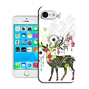 New Fashion Case BreathePattern-Christmas Sika Deer Plastic protective case cover-Apple iphone 6 plus case cover dtc6bvXnq60