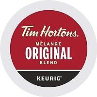 Tim Hortons Original Coffee, Single Serve Keurig K-Cup Pods, Medium Roast, 30 Count
