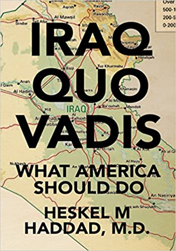 Iraq Quo Vadis:What America Should Do