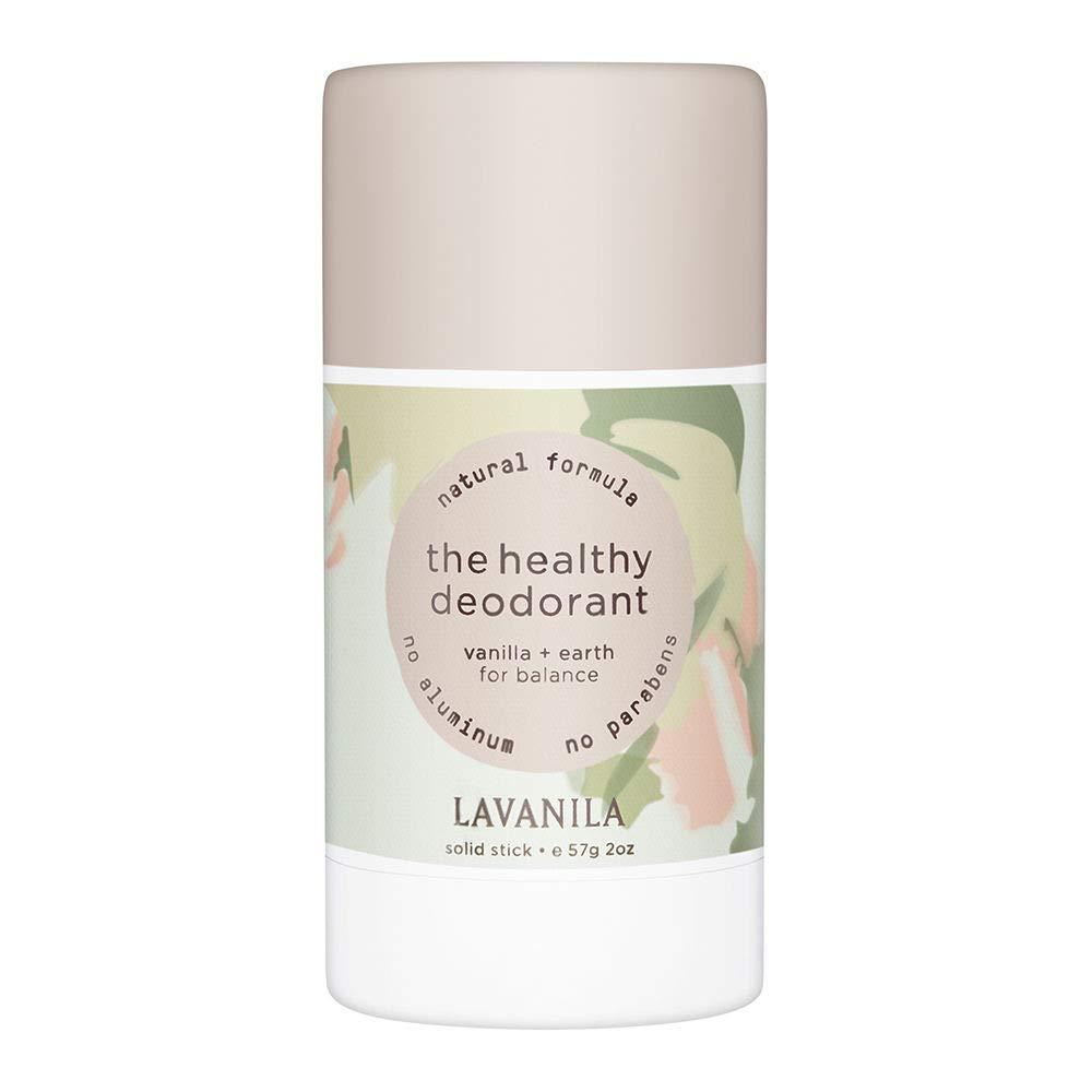 Lavanila Vanilla + Earth The Healthy Deodorant, 2.0 oz