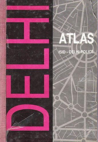 Delhi atlas: Colony and area maps