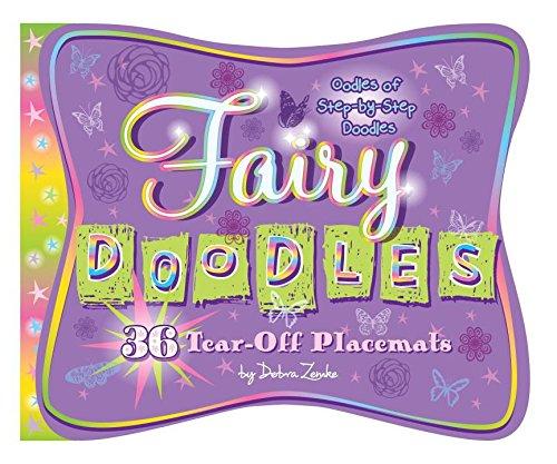 Fairy Doodles Placemats Deborah Zemke product image