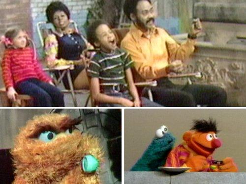 Kermit Croons Being Green - Green Sesame Street Being