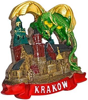 Bratislava Le ch/âteau de Bratislava la R/épublique Slovaque Slovaquie zamonji 3D Aimant De R/éfrig/érateur Voyage Ville Souvenir
