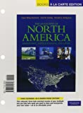 The Books a la Carte for Geography of North America : Environment, Political Economy, and Culture, Hardwick, Susan W. and Shelley, Fred M., 0321749790