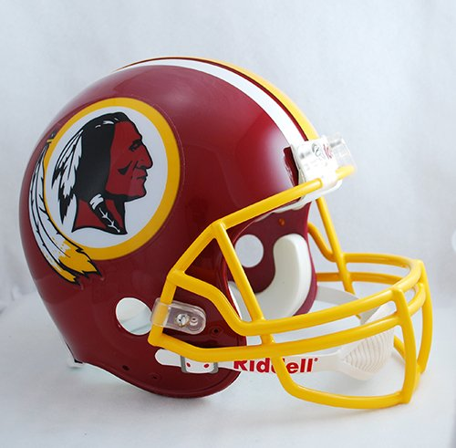 Washington Redskins Official NFL 1982 Throwback Pro Line Helmet by Riddell by Riddell
