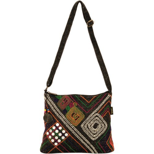 laurel-burch-catori-crossbody-tote-14-by-3-by-11-inch-tabarca-delights-by-laurel-burch