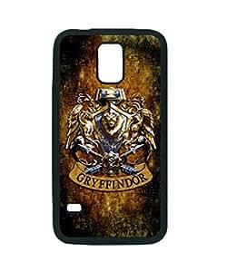 Harry potter Gryffindor symbol Custom Diy Unique Image Durable Rubber Silicone Case for Samsung Galaxy S5 I9600