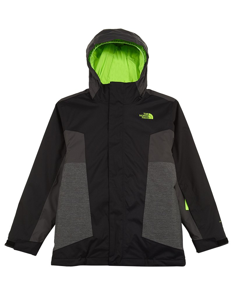 The North Face Boys' Youth Axel Triclimate Jacket (Sizes S - XL) - black, m