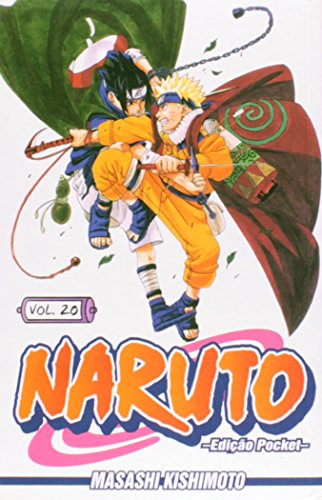 Naruto Pocket - Volume 20