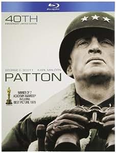 Patton (40th Anniversary Limited Edition) [Blu-ray Book]