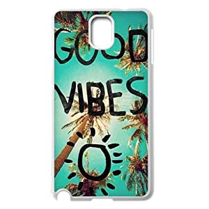 HIJULI (Good Vibes) Custom Unique Design Case Cover for Samsung Galaxy Note 3 N9000(HJH996188)