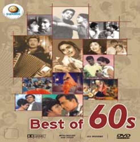 Best of 60's (Hindi Film Compilation / Indian Music / Bollywood Songs)