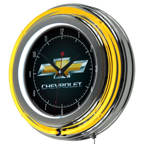 chevrolet-chrome-double-ring-neon-clock-14