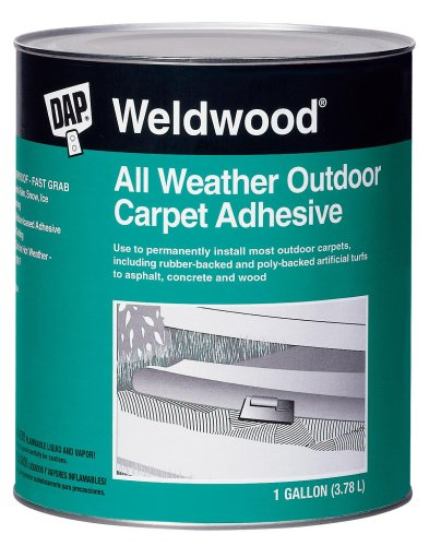 outdoor carpet adhesive - 1