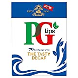PG Tips Pyramid Tea Bag Decaf 70 Count Tea Bag