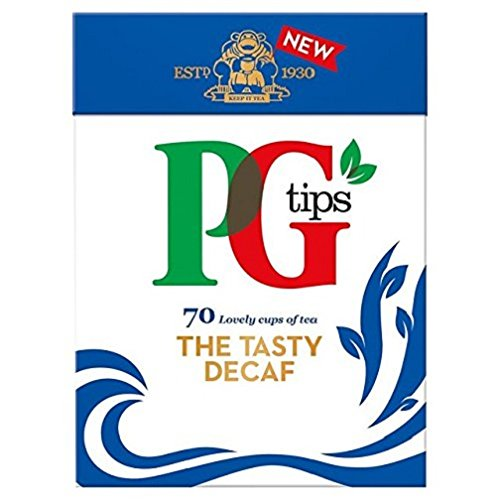 Tips Tea Pg Bags Decaf - Tasty Decaf 70 Pyramid Tea Bags
