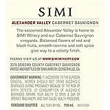 Simi Alexander Valley Cabernet Sauvignon, 750 ml