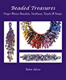 img - for Beaded Treasures, Finger Woven Bracelets, Necklaces, Tassels & Straps book / textbook / text book