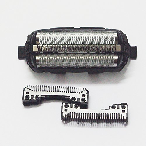 (WES9087+WES9068) Shaver Foil + Cutters ES8101 ES8109 ES-ST23 for WES9013